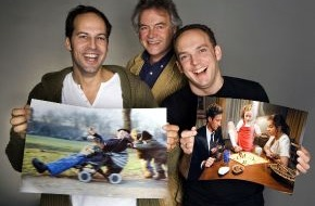 """WDR Westdeutscher Rundfunk: WDR gewinnt zwei Preise beim obs Award 2008 von news aktuell - Szenenfoto """"Contergan"""" und WDR-Fotomotiv für ARD-Themenwoche """"Mehr Zeit zu leben - Chancen einer alternden Gesellschaft"""""""