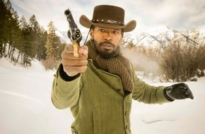 """ProSieben Television GmbH: Zieh, Sklavenhalter! Tarantinos OSCAR® prämierter """"Django Unchained"""" am 29. März 2015 auf ProSieben"""