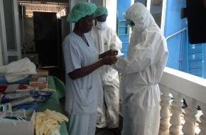 ASB-Bundesverband: Gambia: ASB startet Projekt zur Prävention von Ebola / Ebola-Epidemie