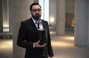 """ProSieben Television GmbH: Für """"Sido in the Box"""" wird Sido Bestatter: """"Das vielleicht Krasseste was ich in meinem Leben je gemacht habe"""""""