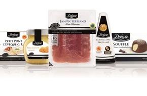 LIDL: Lidl bietet Deluxe-Aktionssortiment zu Ostern / Deluxe-Produkte heben sich durch Herkunft, Rezepturen, Zutaten und Herstellungsverfahren vom regulären Sortiment ab