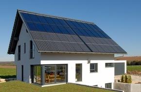 Sonnenhaus-Institut e.V.: Sonnenhaus-Institut begrüßt steigende Nachfrage nach Solarwärmeanlagen  / BMWi erkennt Sonnenhäuser als fördernswerte Innovation an und gewährt höchsten Zuschuss im MAP für große Solarheizungen