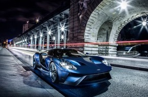 "Ford-Werke GmbH: ""The Return"": Fünf exklusive YouTube-Videos zeigen die Entstehung des neuen Ford GT"