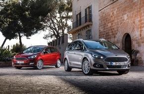 Ford-Werke GmbH: Längste Probefahrt Deutschlands: Ford sucht 1.000 Unternehmer für attraktive Baureihen (FOTO)