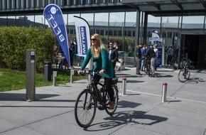 BFFT Gesellschaft für Fahrzeugtechnik mbH: BFFT E-Bike-Aktion: Mitarbeiter radeln über 17.000 Kilometer / Gesundheit fördern, Umwelt schonen und dabei auch noch Geld sparen? / Das bot die E-Bike-Aktion des Fahrzeugtechnikentwicklers BFFT