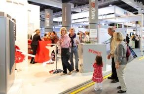 So baut die Schweiz: 44. Messe Bauen & Modernisieren (ANHANG)