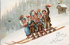 Sucht Schweiz / Addiction Suisse / Dipendenze Svizzera: Addiction Suisse Ski et alcool, un ménage heureux?