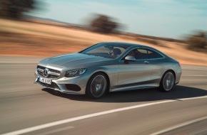 Mercedes-Benz Schweiz AG: Mercedes-Benz auf dem Genfer Automobilsalon 2014