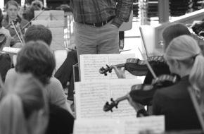 Schweizer Jugend-Sinfonie-Orchester: Schweizer Jugend-Sinfonie-Orchester - Idealistisch und mit Freude am Zusammenspiel