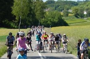 EGK Gesundheitskasse: Bewegt durch die Schweiz mit EGK und slowUp
