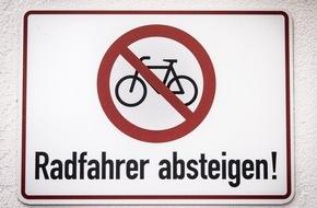 CosmosDirekt: Straßenverkehrsregeln: Was Radfahrer beachten müssen