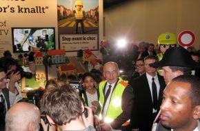 Touring Club Schweiz/Suisse/Svizzero - TCS: Rentrée des classes sûre avec Ueli Maurer !