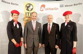 Messe Berlin GmbH: Happy Birthday ITB Berlin!