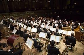 Schweizer Jugend-Sinfonie-Orchester: SJSO Schweizer Jugend-Sinfonie Orchester - Frühjahrstournee 2016