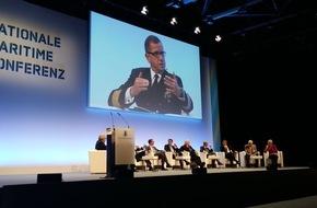 Presse- und Informationszentrum Marine: Maritime Abhängigkeit als Achillesferse der deutschen Wirtschaft