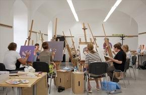 Kreativ Reisen Österreich: Im Urlaub seine eigene Kreativität entdecken!