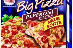 Nestlé Wagner GmbH: Aktueller Pizza-Trend: Scharf!