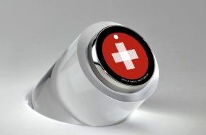 Partime Advision AG: La croix suisse nous donne l'heure (IMAGE + VIDEO)