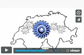 VSE / AES: Nouveau court-métrage de l'AES: L'hydraulique suisse - importante pour le système et notre meilleur atout
