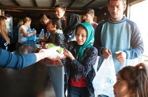 Caritas Schweiz / Caritas Suisse: Caritas Suisse augmente l'aide aux migrants sur la route des Balkans à 3 millions de francs / Aide pour l'hiver aux réfugiés en Serbie et en Grèce