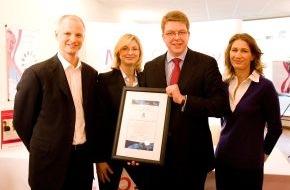 Mrs.Sporty GmbH: Zertifizierter Erfolg: Mrs.Sporty erhält DFV-Gütesiegel