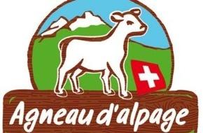 Migros-Genossenschafts-Bund: Agneau d'alpage suisse: Migros collabore avec IP-Suisse et propose de la viande issue de production particulièrement respectueuse des animaux.