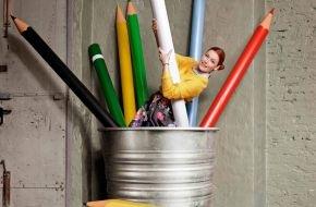 """sixx GmbH: Handgemachte Lieblingsstücke: """"HANDMADE mit Enie - Mach's einfach selbst"""" - Enie van de Meiklokjes erobert ab 22. November 2014 den DIY-Kosmos mit neuer Show auf sixx (FOTO)"""