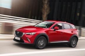Mazda: Mazda CX-3 auch in der Realität sparsam