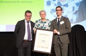 Sanitas Krankenversicherung: Sanitas App gewinnt zweiten Platz beim Innovationspreis der Schweizer Assekuranz