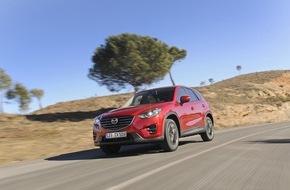 Mazda: 34,3 Prozent Verkaufsplus für Mazda im April