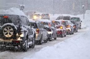 CosmosDirekt: So müssen Autofahrer im Winter nicht auf den Wagen verzichten (FOTO)