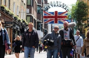 RTL II: Very British: CityCheck London (FOTO)