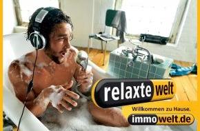 Immowelt AG: Willkommen zu Hause: immowelt.de startet mit neuer Kampagne durch (mit Bild)