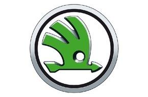 Skoda Auto Deutschland GmbH: SKODA in Deutschland: Keine andere Automobilmarke erzielt bei den Pkw-Neuzulassungen ein größeres Plus