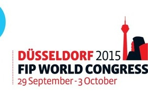 ABDA Bundesvgg. Dt. Apothekerverbände: Schon 2.000 Apotheker aus 100 Ländern für Weltkongress in Düsseldorf gemeldet