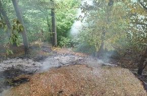 Feuerwehr Arnsberg: FW-AR: Kellerbrand und Waldbrände beschäftigen Arnsberger Feuerwehr