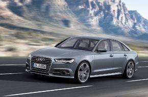 Audi AG: AUDI AG: Absatz im Februar steigt in allen Weltregionen (FOTO)