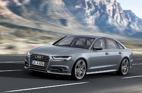 Audi AG: AUDI AG: Absatz im Februar steigt in allen Weltregionen