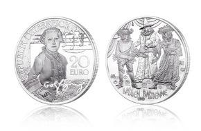 Münze Österreich AG: Noch mehr Mozart