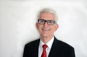Stiftung Dr. J.E. Brandenberger: Le Dr Walter J. Ammann se voit décerner le prix de la fondation suisse le plus prestigieux pour l'année 2014