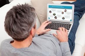 hkk Krankenkasse: Deutschlands erster Onlinekurs für Angehörige von Demenzkranken