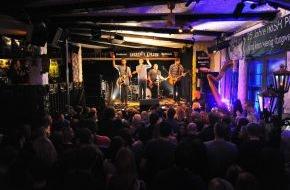 Diageo Guinness Continental Europe: Arthur Guinness Day 2012: Größte Party in Deutschland mit exklusivem Revolverheld-Konzert