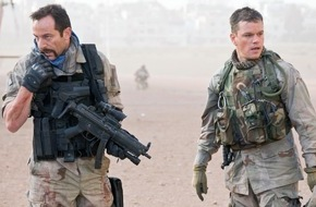 "RTL II: RTL II zeigt Matt Damon in dem Polit-Thriller ""Green Zone"""