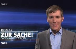 """""""Zur Sache Baden-Württemberg"""", 22.6.2017: Borreliose und FSME auf dem Vormarsch in Städten / Kampf um bezahlbaren Wohnraum, 20:15 Uhr, SWR Fernsehen in Baden-Württemberg"""