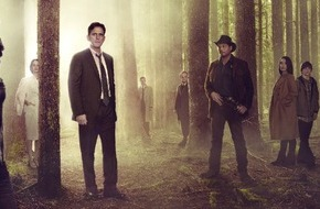 "Fox International Channels: Größter weltweiter Start einer TV-Serie ""Day and Date"": 10-teilige Psychothriller-Serie ""Wayward Pines"" ab 14. Mai auf Fox (FOTO)"