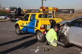 Polizeipressestelle Rhein-Erft-Kreis: POL-REK: 66-Jährige nach Unfall in Klinik geflogen - Erftstadt