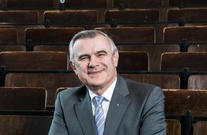 TÜV SÜD AG: Horst Schneider ist neuer Vorsitzender der TÜV SÜD Stiftung