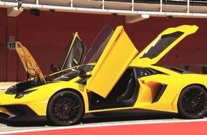 RTL II: Was ist die Steigerung von Lamborghini? GRIP testet den neuen Lamborghini Aventador SV