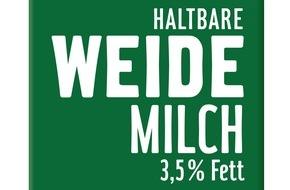 Arla Foods Deutschland GmbH: So lecker schmeckt draußen: Die neue haltbare Weidemilch von Arla