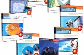 Convar Systeme Deutschland: Ab dem 25. Juli stehen drei neue Vollversionen der CONVAR PC Inspector Serie zum kostenlosen Download über das Internet bereit